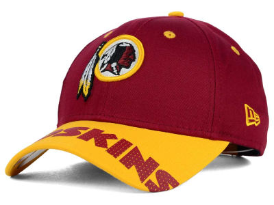 Washington Redskins New Era NFL Word Pin 2 Tone 9FORTY Cap