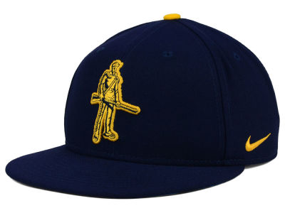 West Virginia Mountaineers Nike NCAA True Hardwood Seasonal Cap