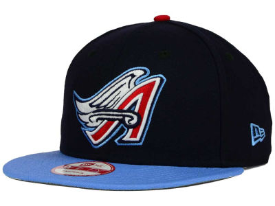 Los Angeles Angels New Era MLB 2 Tone Link Cooperstown 9FIFTY Snapback Cap