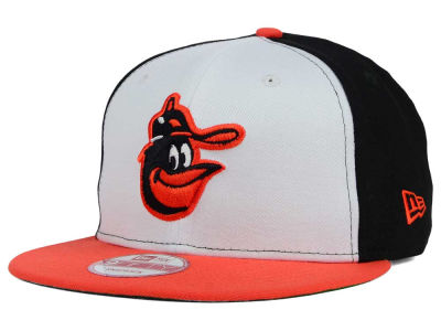 Baltimore Orioles New Era MLB 2 Tone Link Cooperstown 9FIFTY Snapback Cap