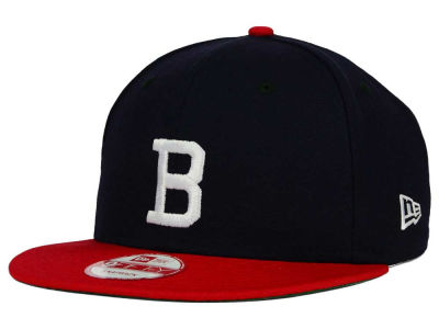 Boston Braves New Era MLB 2 Tone Link Cooperstown 9FIFTY Snapback Cap
