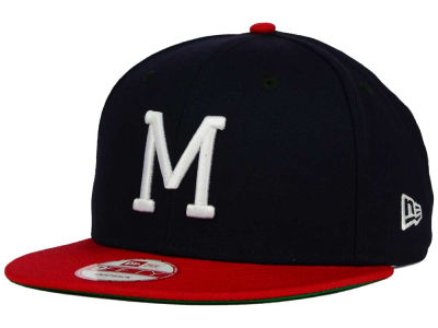 Milwaukee Braves New Era MLB 2 Tone Link Cooperstown 9FIFTY Snapback Cap
