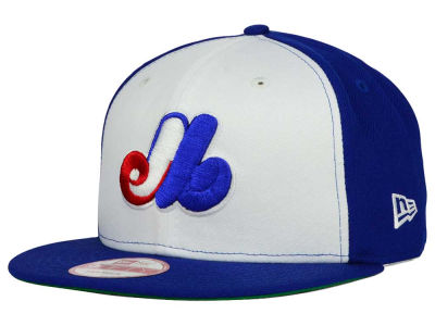 Montreal Expos New Era MLB 2 Tone Link Cooperstown 9FIFTY Snapback Cap