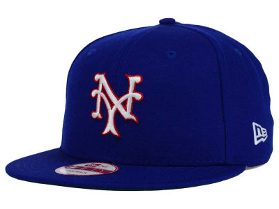 New York Giants New Era MLB 2 Tone Link Cooperstown 9FIFTY Snapback Cap