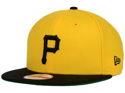Pittsburgh Pirates New Era MLB 2 Tone Link Cooperstown 9FIFTY Snapback Cap