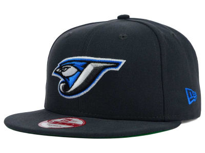 Toronto Blue Jays New Era MLB 2 Tone Link Cooperstown 9FIFTY Snapback Cap
