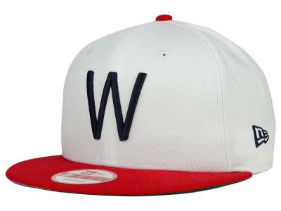 Washington Senators New Era MLB 2 Tone Link Cooperstown 9FIFTY Snapback Cap