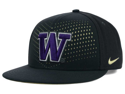 Washington Huskies Nike NCAA True Seasonal Snapback Cap