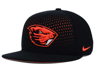 Oregon State Beavers Nike NCAA True Seasonal Snapback Cap