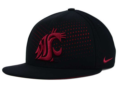 Washington State Cougars Nike NCAA True Seasonal Snapback Cap
