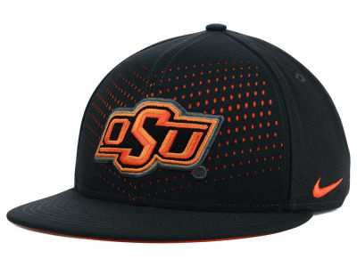 Oklahoma State Cowboys Nike NCAA True Seasonal Snapback Cap