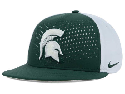 Michigan State Spartans Nike NCAA True Seasonal Snapback Cap