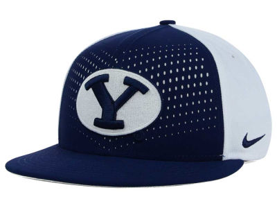 Brigham Young Cougars Nike NCAA True Seasonal Snapback Cap