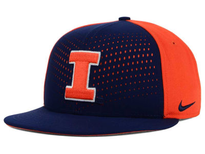 Illinois Fighting Illini Nike NCAA True Seasonal Snapback Cap