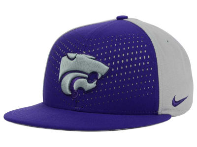Kansas State Wildcats Nike NCAA True Seasonal Snapback Cap