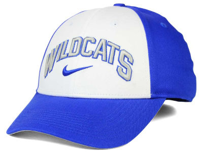 Kentucky Wildcats Nike NCAA L91 Verbiage Swoosh Hat