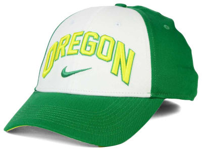 Oregon Ducks Nike NCAA L91 Verbiage Swoosh Hat