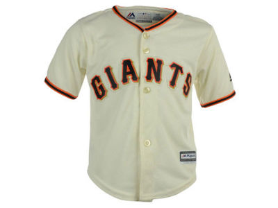 San Francisco Giants MLB Infant Blank Replica CB Jersey