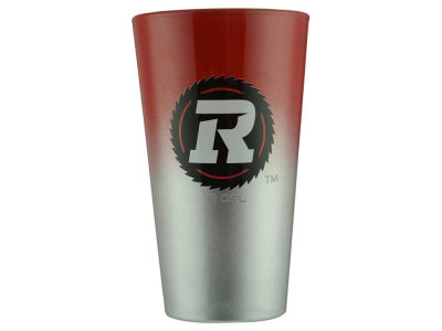 Ottawa RedBlacks Chrome Mixing Glass