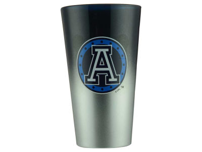 Toronto Argonauts Chrome Mixing Glass