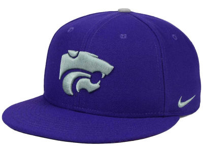 Kansas State Wildcats Nike NCAA True Hardwood Seasonal Cap