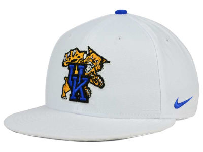 Kentucky Wildcats Nike NCAA True Hardwood Seasonal Cap