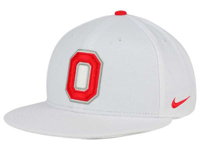 Ohio State Buckeyes Nike NCAA True Hardwood Seasonal Cap