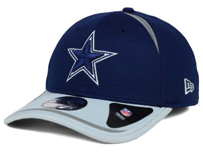 Dallas Cowboys New Era NFL Reflective 2 Tone 39THIRTY Cap