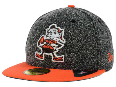 Cleveland Browns New Era NFL Spec Top 59FIFTY Cap