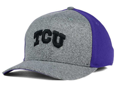 Texas Christian Horned Frogs Nike NCAA Jersey Color Blocked Flex Cap