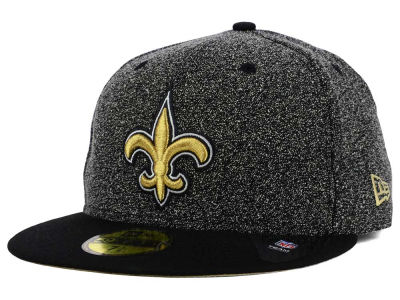 New Orleans Saints New Era NFL Spec Top 59FIFTY Cap