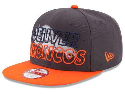 Denver Broncos New Era NFL Graph Outline 9FIFTY Snapback Cap