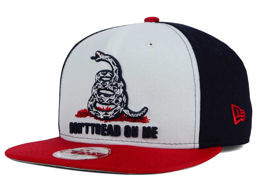 New Era Don t Tread on Me 9FIFTY Snapback Cap  99d83a979a8