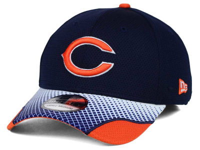 Chicago Bears New Era NFL Screen Vize 39THIRTY Cap