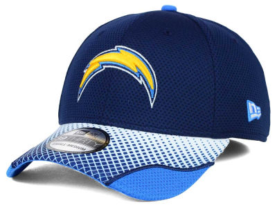 San Diego Chargers New Era NFL Screen Vize 39THIRTY Cap
