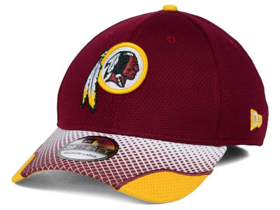 Washington Redskins New Era NFL Screen Vize 39THIRTY Cap