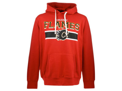 NHL Men's Washed Team Band Hoodie
