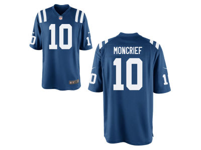 Nike Donte Moncrief NFL Men's Game Jersey