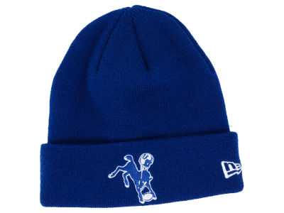 Indianapolis Colts New Era NFL Basic Cuff Knit