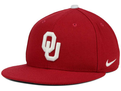 Oklahoma Sooners Nike NCAA True Hardwood Seasonal Cap