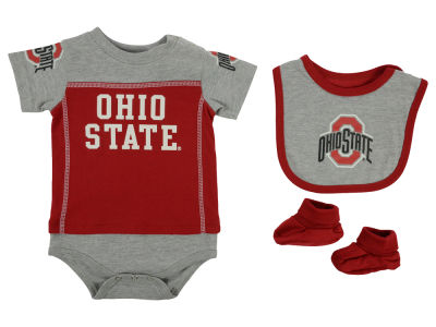 Ohio State Buckeyes adidas NCAA Infant Lil Jersey Set