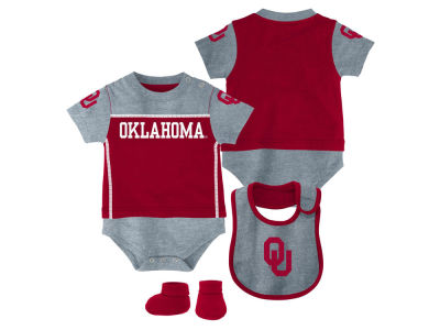 Oklahoma Sooners adidas NCAA Infant Lil Jersey Set
