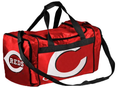 Cincinnati Reds Core Duffle Bag