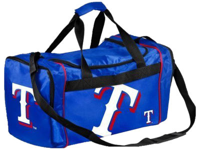 Texas Rangers Core Duffle Bag