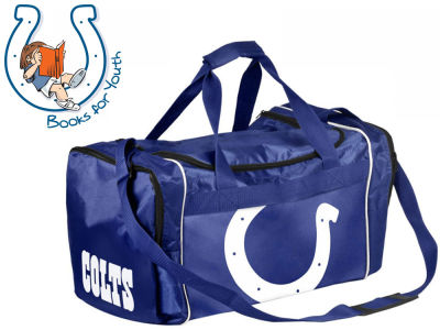 Indianapolis Colts Core Duffle Bag