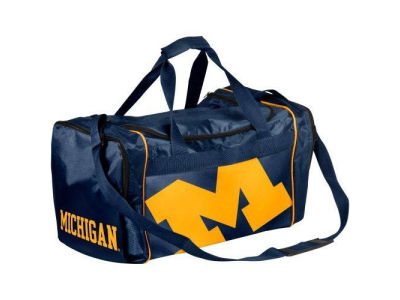 Michigan Wolverines Core Duffle Bag