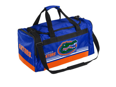 Florida Gators Striped Core Duffle Bag