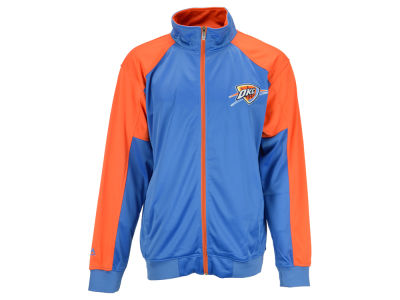 Oklahoma City Thunder NBA Men's Geo Track Jacket