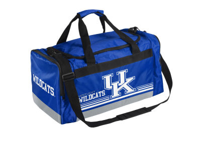 Kentucky Wildcats Striped Core Duffle Bag