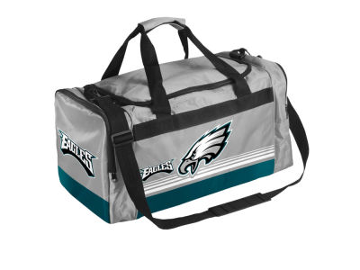 Philadelphia Eagles Striped Core Duffle Bag